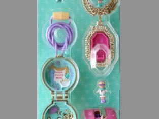 Set bijoux Collier Sirene, Collier pierre précieuse et bague voiture