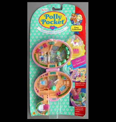 Polly et le poney club